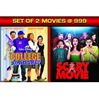College Road Trip/Scary Movie
