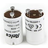 JBL Start Solar 61701 Starter für T8 Leuchtstoffröhren, 2 Stück