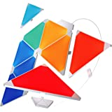 Nanoleaf Light Panelen Rhythm Starter Kit, 9x Modulaire Smart Led, Meerkleurig