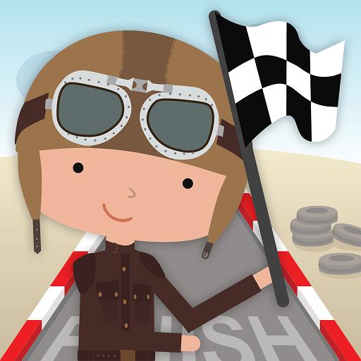 Junior Racers - Rennwagen Abenteuer für Kinder - Gas-karts