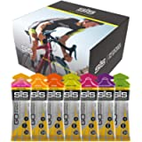 SiS Go Isotonic, low sugar, high carbohydrate Energy Gel (Mixed Flavours) 35 Pack