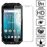 Guran® Glass Protector pour OUKITEL K10000 MAX Smartphone Screen Verre Trempé Protecteur d'écran Résistant aux éraflures