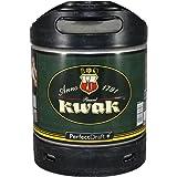 Fût bière Perfectdraft 6L Kwak (dont 5 euros récupérable)