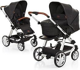 ABC Design Turbo 4 - Kombikinderwagen - Komplett-Set 2in1 - inkl. Babywanne & Sportwagen