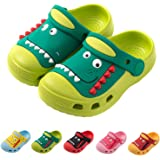 Kids' Childrens Clogs Cute Garden Shoes Boys Girls Comfort Slip On Indoor Slippers Soft Walking Beach Sandals Outdoor Toddler