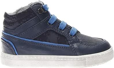 Nero Giardini Sneaker Alta Primi Passi Bambino A823200M Incanto Scarpe in Pelle Autunno Inverno 2019