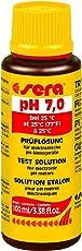 sera 8923 Prüflösung pH 7,0 (bei 25°C) - zur Kalibrierung und Überprüfung von pH Messgeräten und pH Controllern