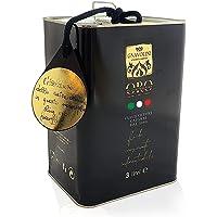 Olio Extravergine di Oliva 100% ITALIANO Estratto a Freddo di Gnavolini Raccolta Sapore   Latta da 3 Litri   Olio Evo…
