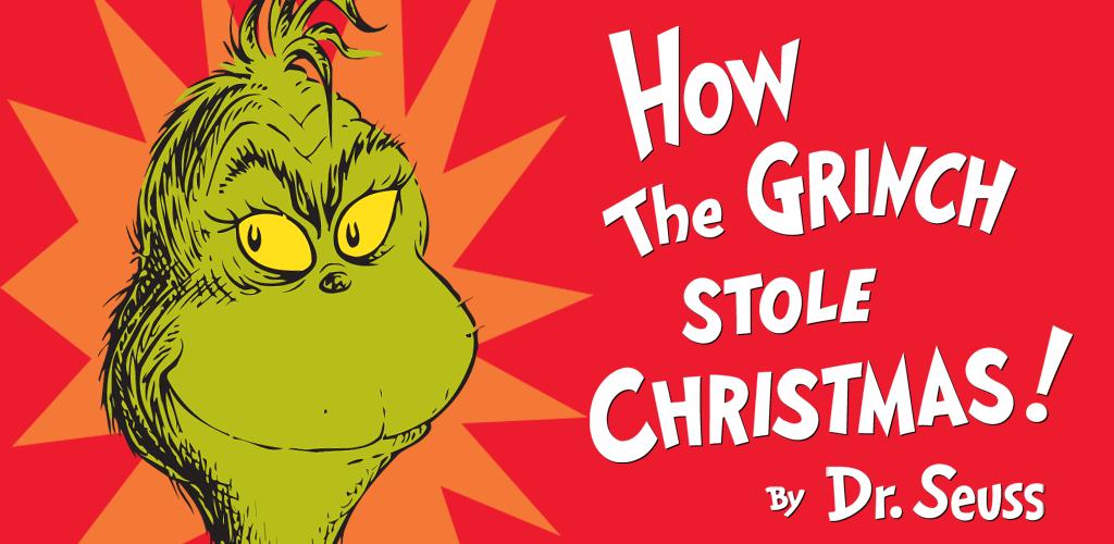 Dr Seuss How The Grinch Stole Christmas.How The Grinch Stole Christmas Dr Seuss