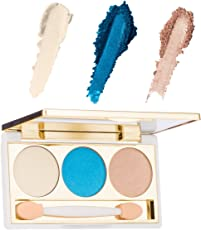 Myglamm All Eye Need Dare To Wear Eyeshadow, Blue/Beige