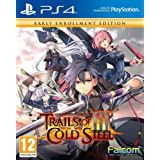 Legend of Heroes: Trails Cold Steel III Early Enrollm. (PS4)