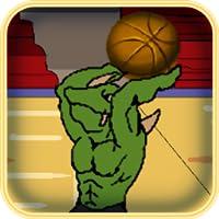 Basketball Monster Hugo