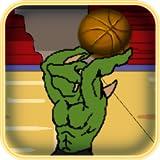 Basketballkorb Ungeheuer Hugo