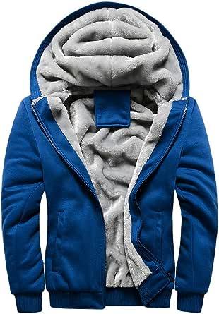 Zolimx Giubbotto Uomo Invernali, Cappotto da Uomo. Cappotto in Lana per Uomo