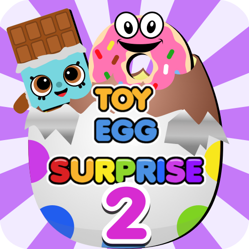 Toy Egg Surprise 2 - Free Toy Prize Collecting Game