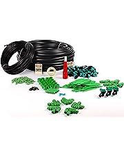 M DripKit Drip Irrigation Garden Watering 100 Plants Drip Kit