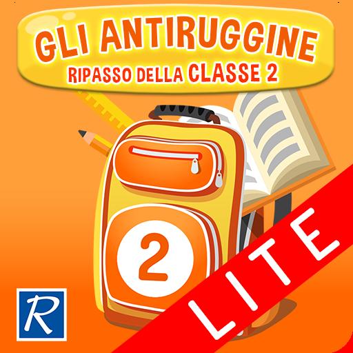 Gli Antiruggine - Ripasso per classe 2 LITE