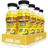 Grenade Carb Killa Banana Armour High Protein Shake, 8 x 330 ml
