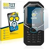 brotect Protection Ecran Anti-Reflet Compatible avec Crosscall Shark X3 (2 Pièces) - Film Protection Ecran Mat