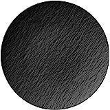 Villeroy & Boch 10-4239-2630 Assiettes Plates, Porcelaine Premium, Rock, 25 cm