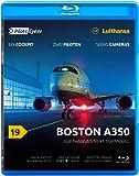 "PilotsEYE.tv | BOSTON | Cockpitmitflug A350 | LUFTHANSA | ""Lufthansa's next Topmodel"" | Bonus: Acceptance-Flight, Transfer of Title"
