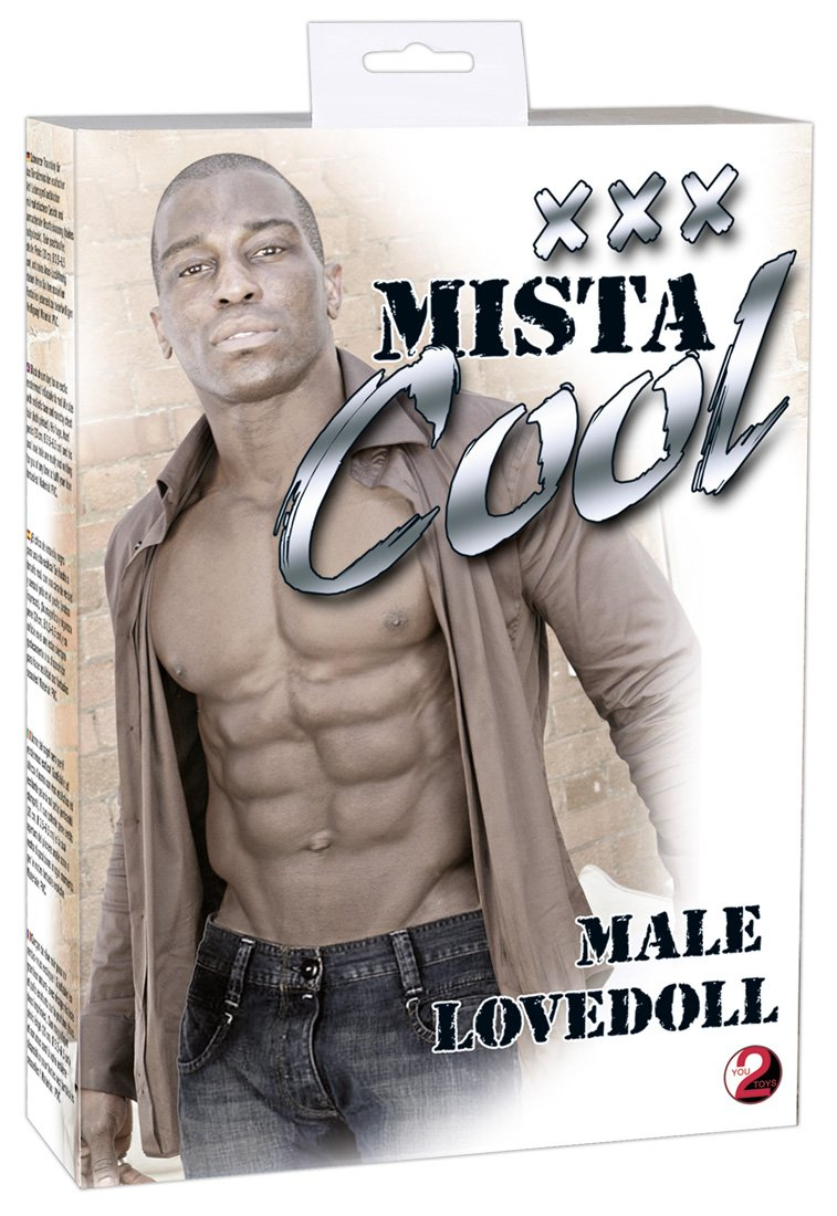 You2Toys Mista Cool XXX Male Love Doll