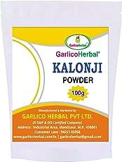 Garlico Herbal Kalonji Powder - 100 g