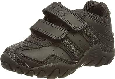 Geox Boy's Jr Crush Sneaker