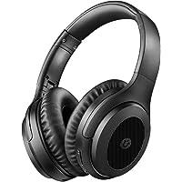 Noise Cancelling Kopfhoerer Bluetooth Kopfhörer Utaxo Bluetooth 5.0 Over Ear Ohrhörer Wireless ANC Headset mit CVC 8.0…