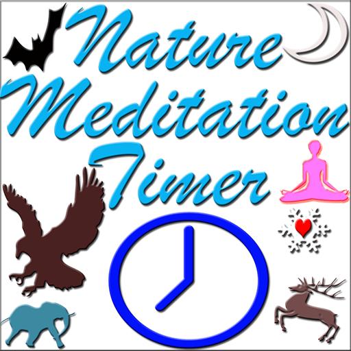 Meditation Timer und Naturgeräusche