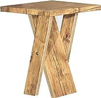 طاولة طرفية من Jiwa Berani Dino ، بلوط فاتح - 45 ارتفاع × 45 عرض × 45 عمق سم