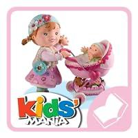 P'tite Fille – Lilou joue à la poupée