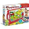 Clementoni - 11984 - Sapientino - Il Mio Primo Sapientino, banchetto con schede attività e penna interattiva, gioco educativo