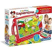 Clementoni - 11984 - Sapientino - Il Mio Primo Sapientino, banchetto con schede attività e penna interattiva, gioco…