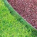 Rasenkante GartenFreund - rostfrei - flexibel biegsam von Express Deutschland auf Du und dein Garten