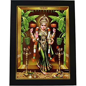 Buy 101temples Wooden Lord Subramanya Swamy Photo Frame 10 X 13