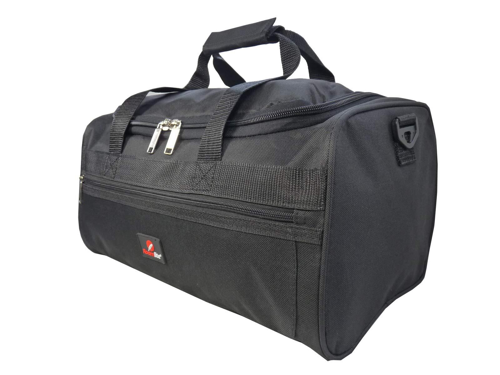 0dab0bfae Roamlite Small Hand Luggage Holdalls - Ryanair 2nd Item Size Travel Bags -  Polyester 40 x25x20