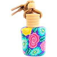 CarX Aqua Car Perfume with Essential Oils and Wooden Diffuser