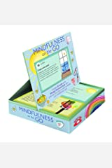 Mindfulness on the Go: Includes 52 cards and a 64-page illustrated book, all in a flip-top box with an easel to display your mindfulness cards Paperback