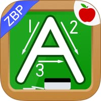 123s ABCs Kids Handwriting Game ZBP