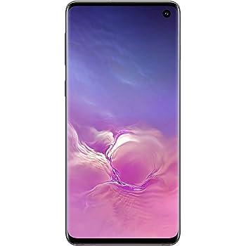 "Samsung Galaxy S10 Smartphone, Display 6.1"", 128 GB Espandibili, Dual SIM, Nero (Prism Black) [Versione Italiana]"
