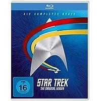 STAR TREK: Raumschiff Enterprise Complete Boxset (Replenishment Version) [Blu-ray]