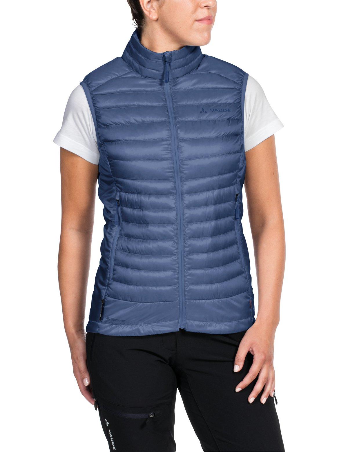 71o12AsOg5L - Vaude Kabru II Women's light Women's Gilet Vest