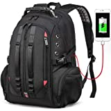 Large Laptop Backpack 17 inch Durable XL Heavy Duty Travel Backpack