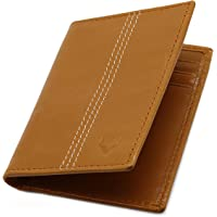 Pelle Toro Minifold Leather Credit Card Holder Wallet for Men, Thin RFID Blocking Contactless Card Protector, Handmade…