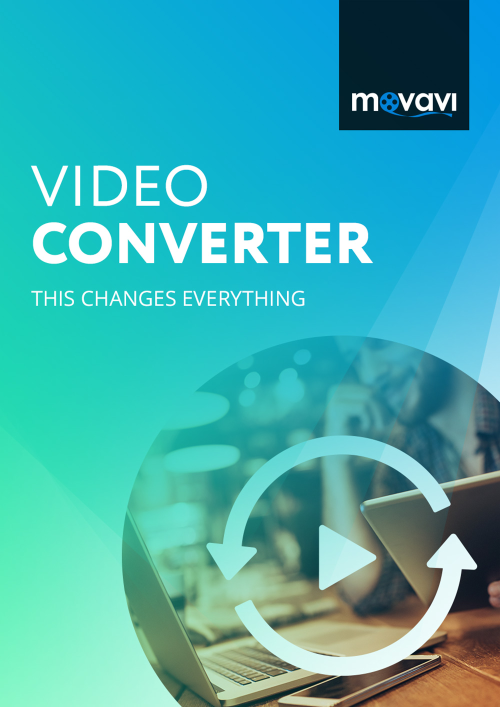 Price comparison product image Movavi Video Converter 18 Personal Edition [Download]