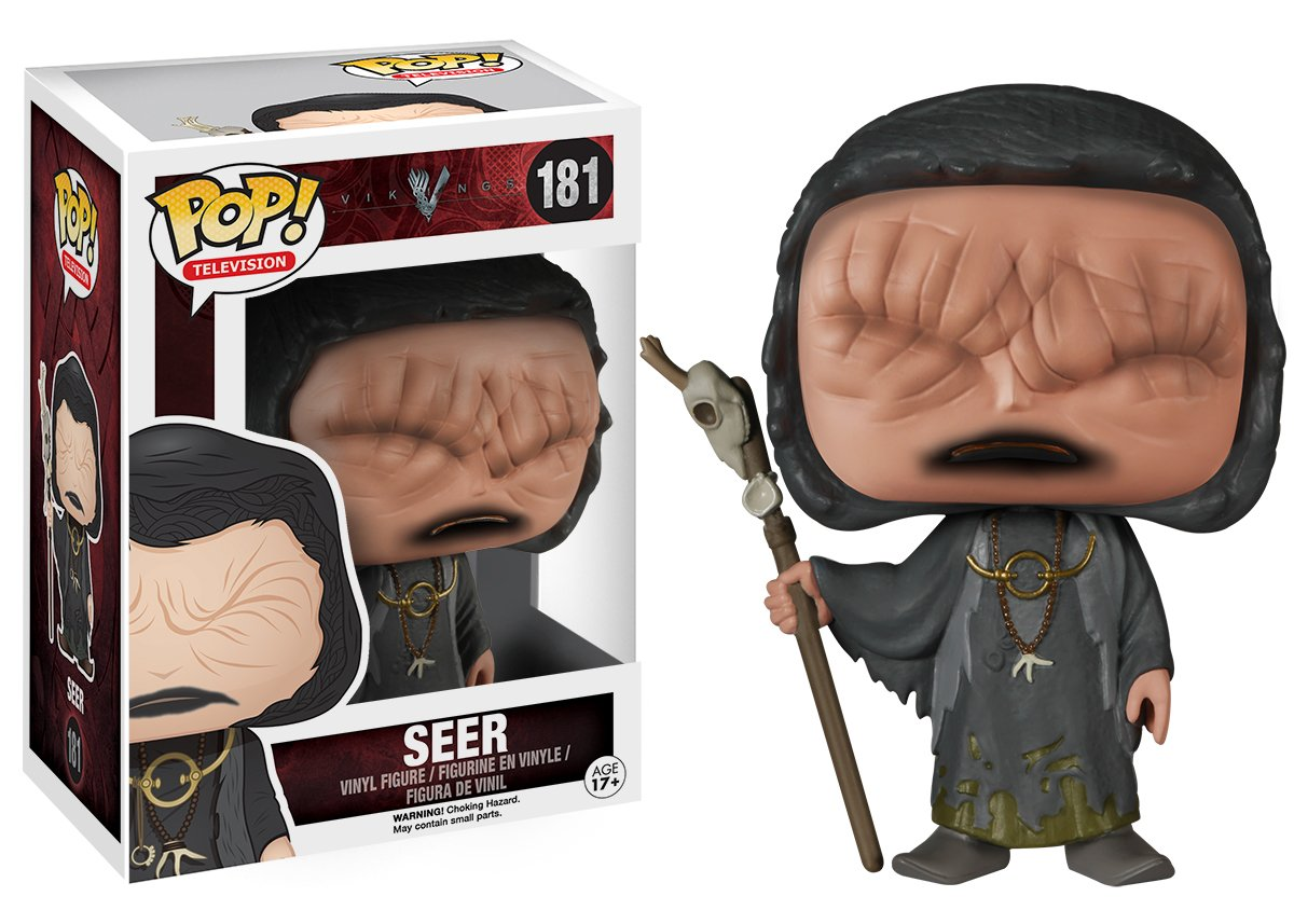 Funko Pop Vidente (Vikings 181) Funko Pop Vikings