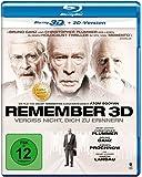 Remember - Vergiss nicht, dich zu erinnern [3D Blu-ray + 2D Version]
