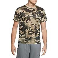 Nike Dry Leg Camo AOP T-Shirt Uomo