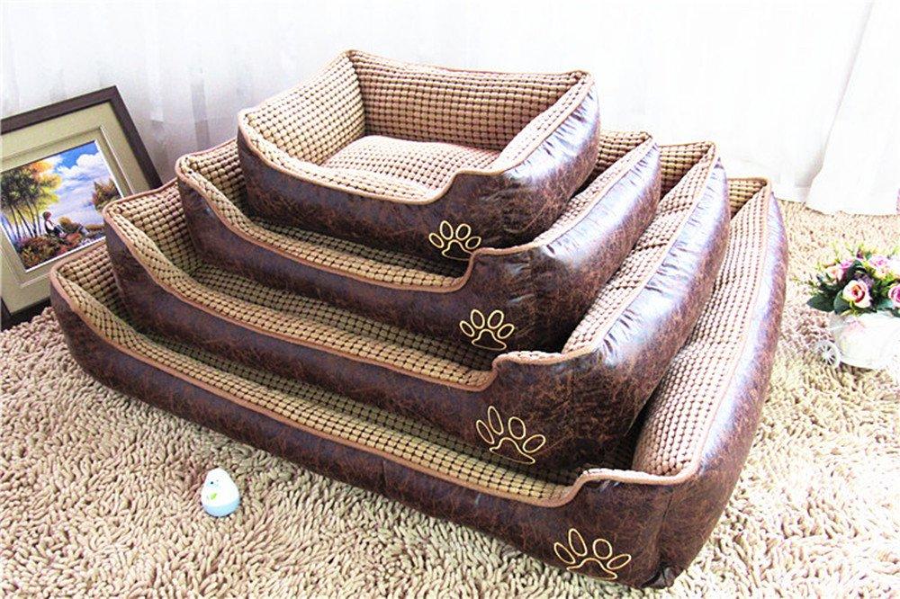 AcornPets-B6-Super-Warm-Soft-Luxury-Large-Dog-Bed-Pillow-Puppy-Cat-Pet-Comfy-Fur-Fleece